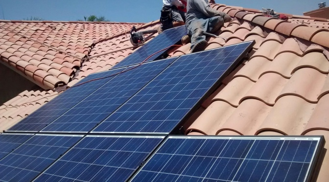 Commercial Roofing in Chino, CA