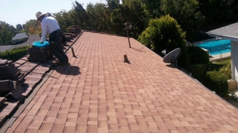 Roofing in Hemet