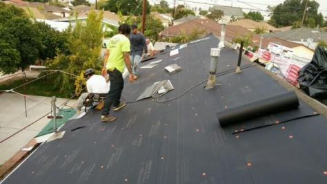 highland, ca residential roof repair