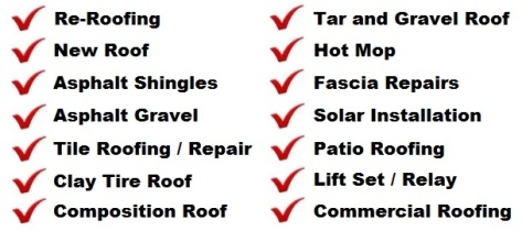 roofing - services