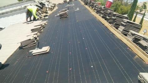 roof repair in Eastvale